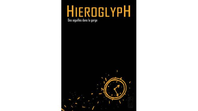 HIEROGLYPH, une série associée à l'univers d'un écrivain contemporain